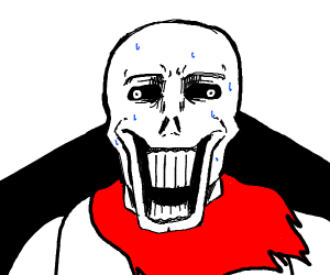 papyrus experiencing mid-life crysis