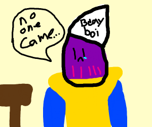 Nobody comes to thanos' party