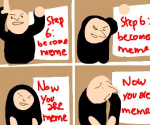 Step 5:insert meme