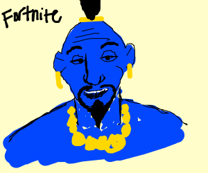 Will Genie Smith saying Fortnite
