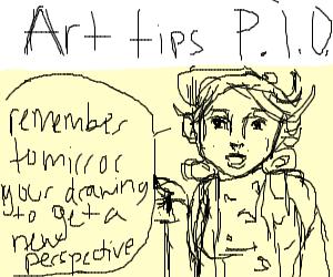 art tips p.i.o.