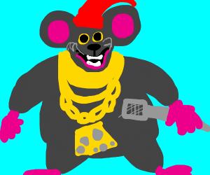 A rich rat.
