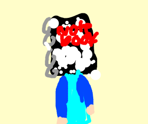 Notebook head