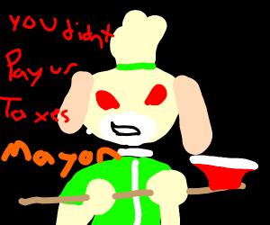 Evil Isabelle
