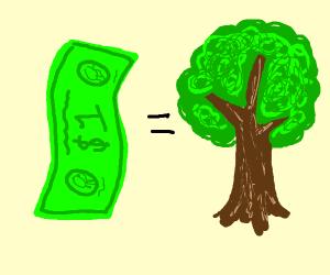 Drawception takes part in 1 Dollar 1 Tree