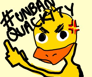 Discord banned quackity