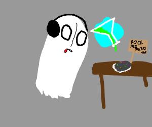 napstablook is now a scientist