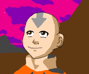 Aang the last air bender