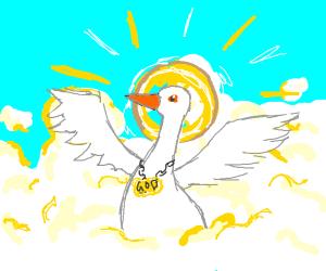 God is a goose