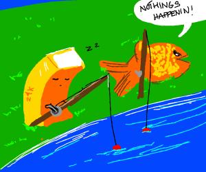 GoldFish-ing