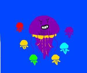 Jellyfish Thanos