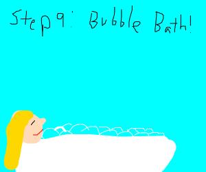 step 8: practice self care