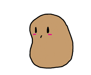 Bashful Potato