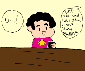 Steven unoverse change your mind