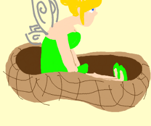 Tinker Bell in a nutshell
