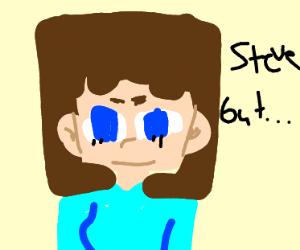 Steve? Aww woman