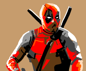 Realistic Deadpool