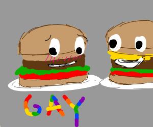 gay quarter pounder
