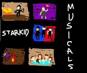 Starkid musicals