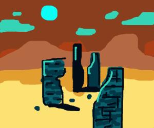 Ruined Ruins