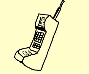 Old Telephone - Drawception