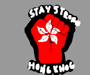 stay strong hong knog