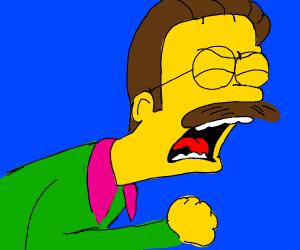 Angry Flanders