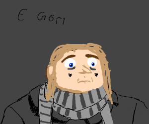 sad gorl