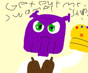 Thanos Shrek