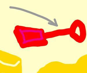 Childlike Shovel