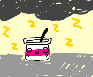 Yogurt in a Thunderstorm