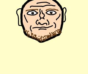 Man With Short Beard
