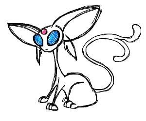pokemon thigny