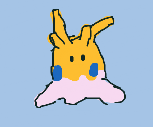 Shiny goomy (pokemon)
