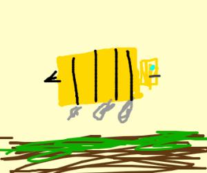 Minecraft bee!
