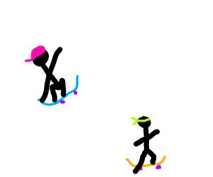 skater bois