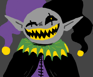 slap jevil this bad boi can fit so much chaos
