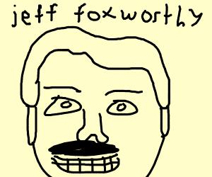 Cartoon Jeff Foxworthy