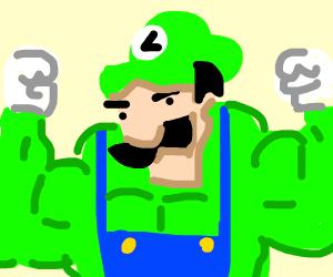 Real buff Luigi
