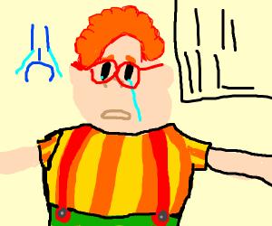 Karl forma jimmy neutron sad