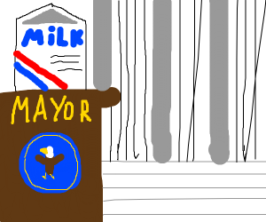 Milk Mayor