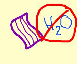 irresolute towel