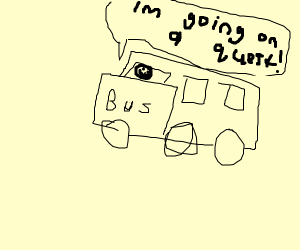 Bus Driver Questing