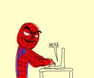 Spiderman Trolling