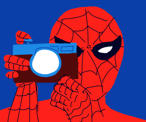Spiderman from the 1960's