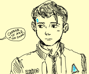 Connor from DBH