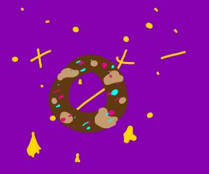Donut earth