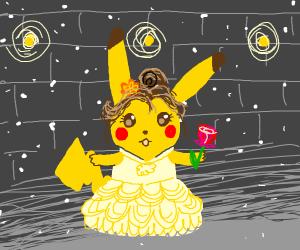 Pikachu Belle