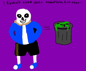 undertale is trash