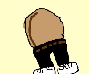fancy pants potato
